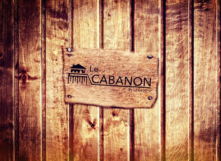 Logo Le Cabanon Toulouse - Page Concept du site Internet